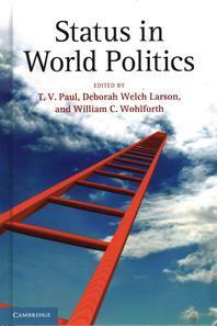 [해외]Status in World Politics (Hardcover)