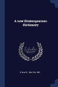 [해외]A New Shakespearean Dictionary (Paperback)