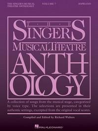 [해외]Singer's Musical Theatre Anthology - Volume 7