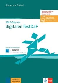[해외]Mit Erfolg zum Digitalen TestDaF B2-C1. ?bungs- und Testbuch + Online