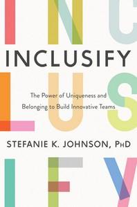 [해외]Inclusify (Hardcover)