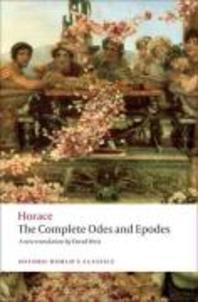[해외]The Complete Odes and Epodes