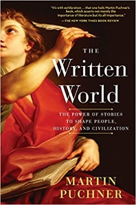 [해외]The Written World (Paperback)