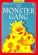 Monster Gang(CD1장포함)(Usborne Young Reading 1-12)