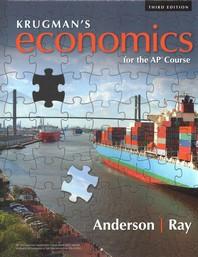 Krugman's Economics for the Ap(r) Course