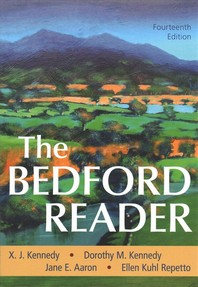 The Bedford Reader 14e & Documenting Sources in APA Style