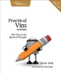 [해외]Practical VIM (Paperback)