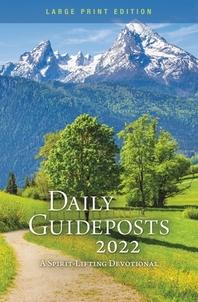 [해외]Daily Guideposts 2022 Large Print