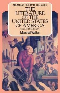 Literature of the United States of America,2/E