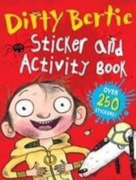 Dirty Bertie Sticker and Activity Book