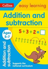 [해외]Collins Easy Learning Age 5-7 -- Addition and Subtraction Ages 5-7 (Paperback)
