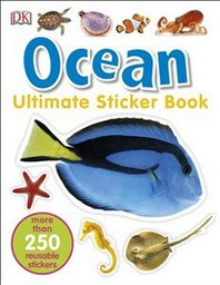 [해외]Ocean Ultimate Sticker Book