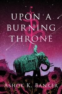 [해외]Upon a Burning Throne (Hardcover)