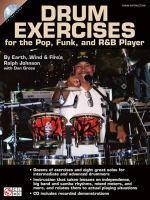 Drum Exercises for the Pop, Funk, and R&B Player [With CD (Audio)]