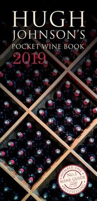 [해외]Hugh Johnson's Pocket Wine Book 2019 (Hardcover)