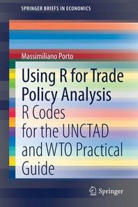 [해외]Using R for Trade Policy Analysis