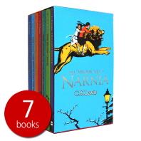 나니아 연대기 The Chronicles of Narnia Box Set 챕터북 세트