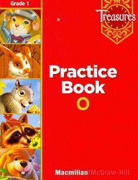 Treasures (Grade 1) Practice Book O(On Level)
