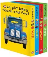 [해외]Bright Baby Touch & Feel Slipcase 2