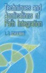 [해외]Techniques and Applications of Path Integration