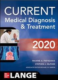 [해외]Current Medical Diagnosis and Treatment 2020