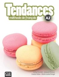 Tendances - Niveau A2 - Livre de l'eleve + DVD-Rom