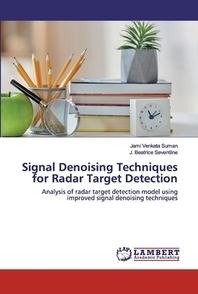 [해외]Signal Denoising Techniques for Radar Target Detection
