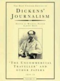 [해외]Dent Uniform Edition of Dickens' Journalism (hardback)