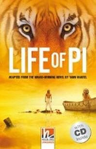Life of Pi, mit 1 Audio-CD. Level 4 (A2/B1)