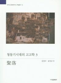 청동기시대의 고고학. 3: 취락(한국고고환경연구소 학술총서 12)