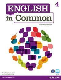 English in Common 4.(Student Book)(ActiveTeach CD포함)