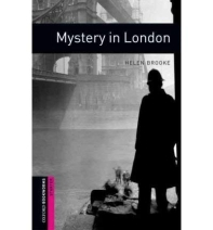 MYSTERY IN LONDON : Oxford Bookworms Starter