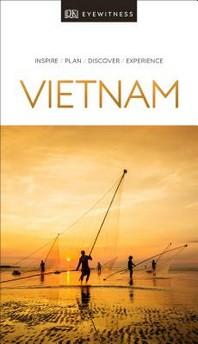 [해외]DK Eyewitness Vietnam (Paperback)