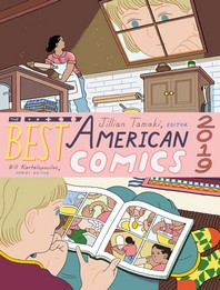 [해외]The Best American Comics 2019