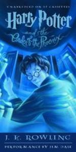 [해외]Harry Potter and the Order of the Phoenix (Cassette/Spoken Word)