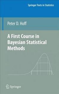 [해외]A First Course in Bayesian Statistical Methods