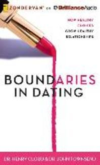 [해외]Boundaries in Dating (Compact Disk)