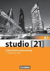 [해외]studio 21 Grundstufe A1: Gesamtband. Unterrichtsvorbereitung (Print)