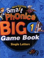 SMART PHONICS BIG GAME BOOK. 1