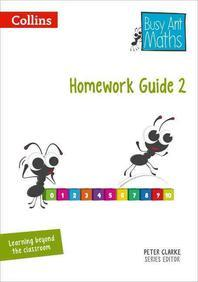 [해외]Busy Ant Maths -- Year 2 Homework Guide (Spiral)