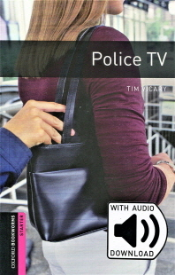 Police TV (with MP3)