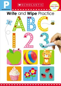 Write and Wipe Practice Flip Book