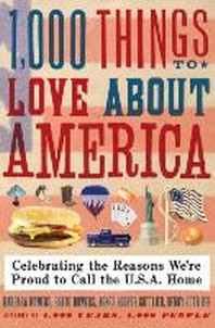 [해외]1,000 Things to Love about America