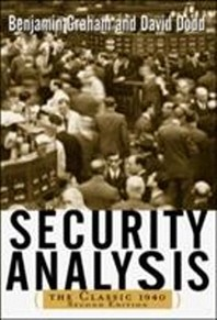 [해외]Security Analysis (Hardcover)