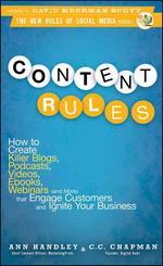 [해외]Content Rules (Hardcover)