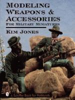 [해외]Modeling Weapons & Accessories for Military Miniatures