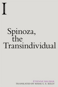 [해외]Spinoza, the Transindividual