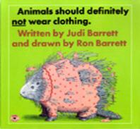 [노부영] Animals should Definitely Not Wear Clothing (Paperback+CD)