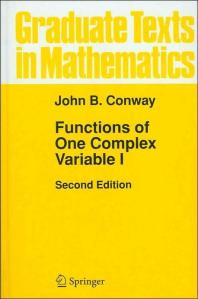 Functions of One Complex Variable I (Hardcover)