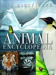[해외]Kingfisher Animal Encyclopedia (Hardcover)